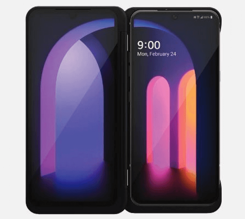 LG V60 ThinQ dual-screen accessory
