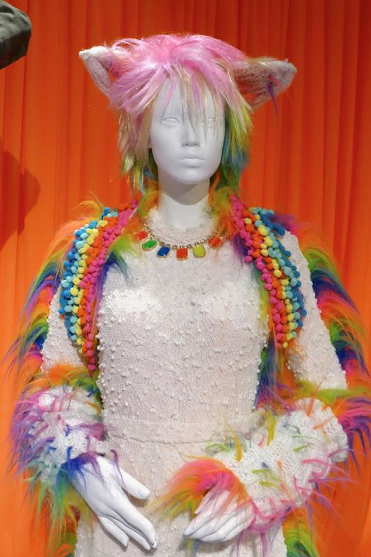 Crazy Ex-Girlfriend rainbow Elated Cat costume