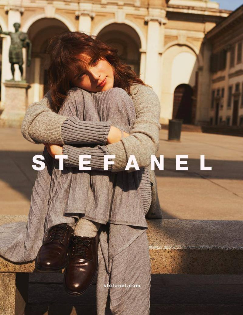 Stefanel Fall Winter 2017 Ad Campaign by Nick Dorey