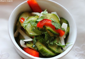 Thai-Inspired Cucumber Salad