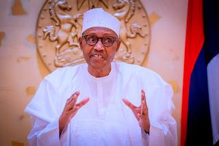 I wonder why Nigerians accept me despite not being rich - President Buhari