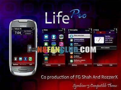 Скачать Темы Nokia N8