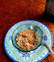 30 Minute Maple Walnut Granola, no refined sugar!