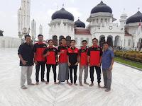 AXCI Chapter Asahan Pijakkan Kaki di KM 0 Sabang
