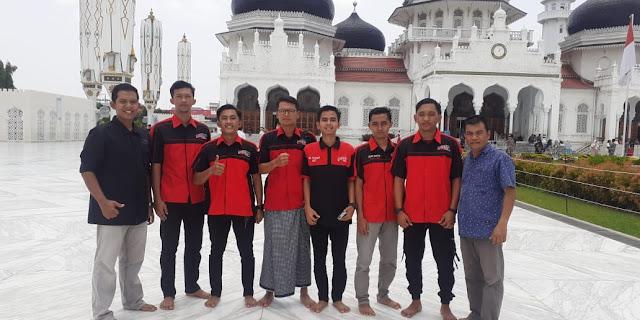Rajut Silaturahmi, AXCI Chapter Asahan Tour KM 0 Sabang