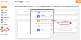Cara Membuat Widget Fanspage Facebook Popup Di Blog