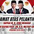 Ini Dia Rangkaian Acara Pelantikan Jokowi-Ma'ruf