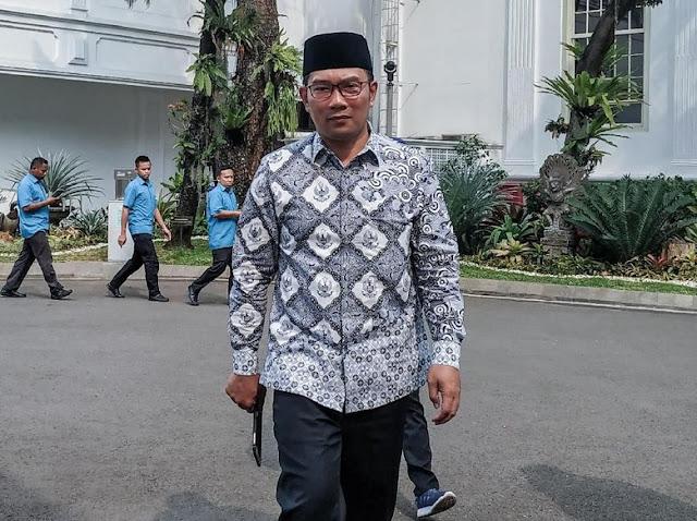 Ikuti Jejak Jokowi, Ridwan Kamil Juga Mau Pindahkan Ibu Kota Jabar