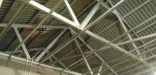 Rangka Atap Menggunakan Baja Ringan