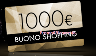 Logo Concorso Testanera e vinci buoni shopping da 1.000 euro