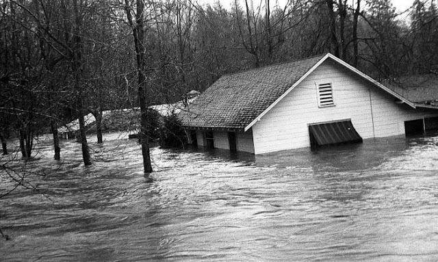 Penyebab Harga Jual Rumah Turun karena sering jadi langganan banjir