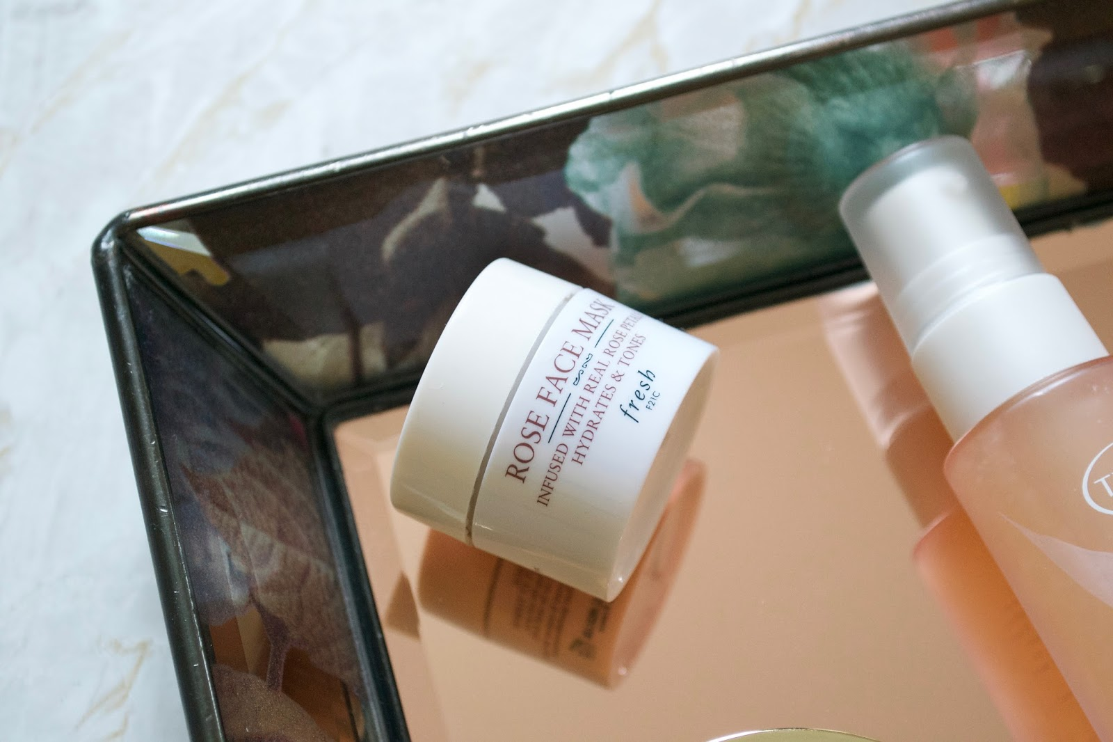 Fresh Rose Face Mask Review - Aspiring Londoner