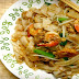 Fried Rice Noodle With Ground Pork Recipe