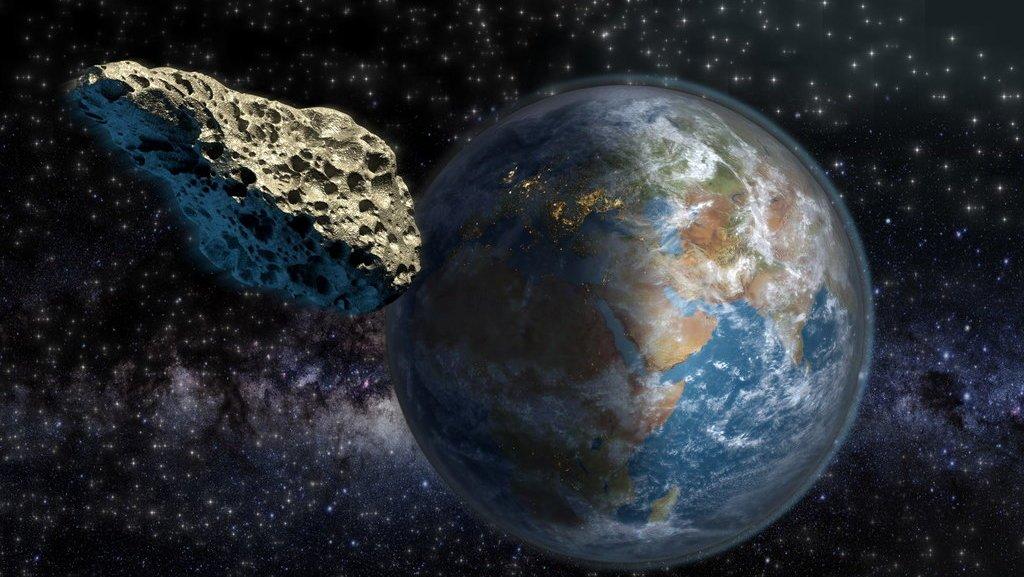 Rudal Nuklir dan Skenario Lain Cegah Asteroid Hantam Bumi