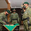 Pangdivif 2 Kostrad Pimpin Acara Penyerahan Jabatan Serta Tradisi Aspers dan Aster Kasdivif 2 Kostrad