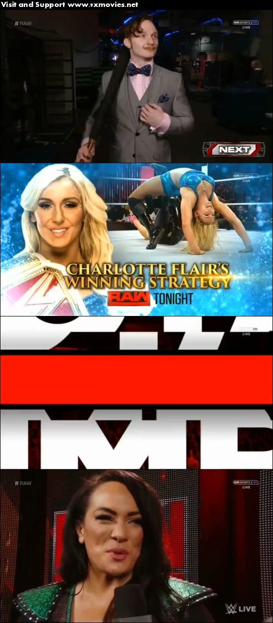 WWE Monday Night Raw 16 Jan 2017 HDTV 480p