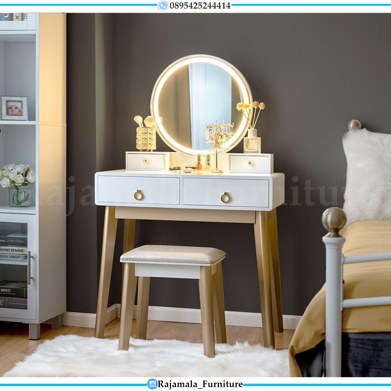 Desain Meja Rias Minimalis Modern Terbaru Beautiful Style RM-0158