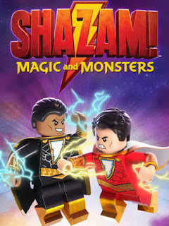 Lego DC Shazam Magic And Monsters 2020 مترجم