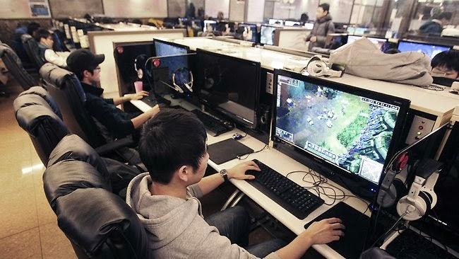 Kids Computer Game Addiction
