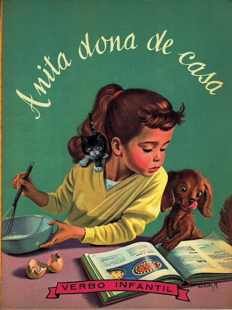... dos Livros da Anita