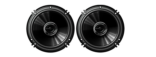 Sound Boss 280W Max Coaxial Car Speaker