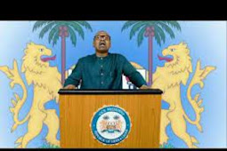 Inilah Pidato Wakil Presiden Sierra Leone, Mohamed Juldeh Jalloh di Debat Umum PBB ke 75