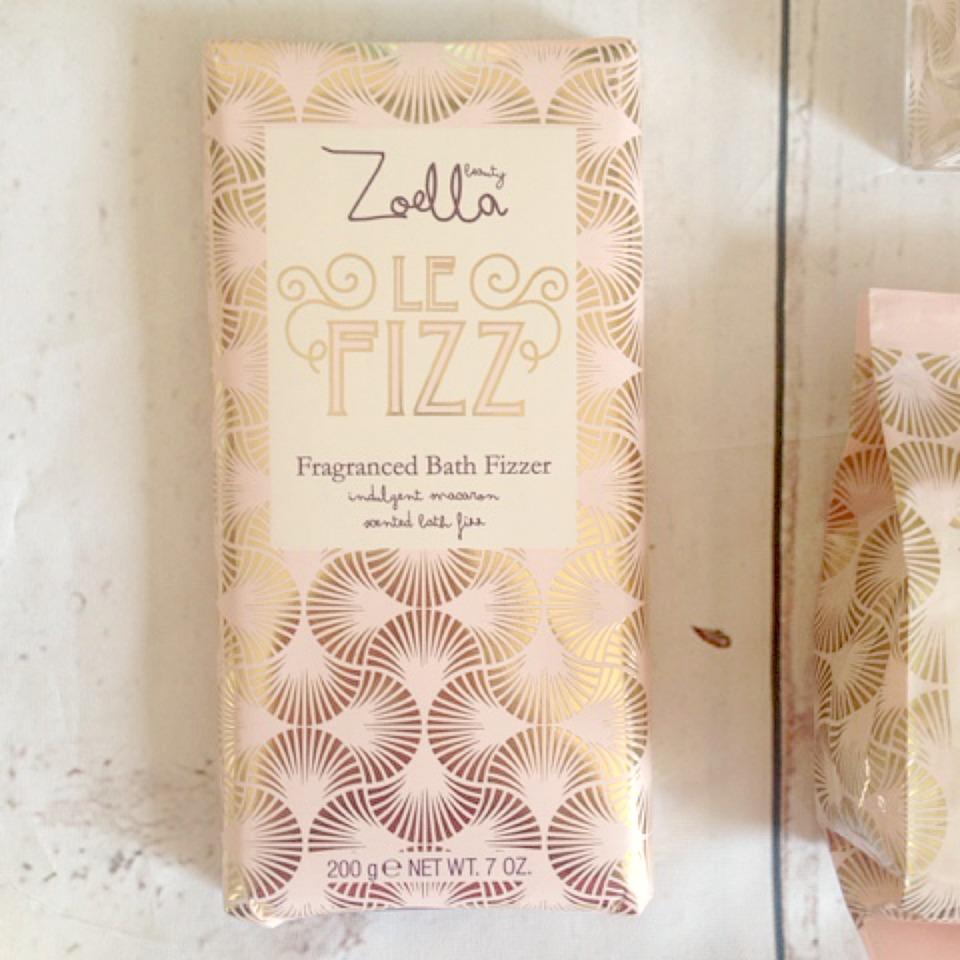 Zoella Bath Fizz