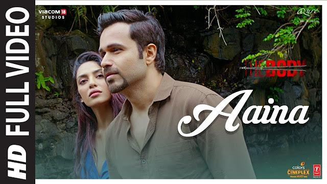 Aaina Lyrics In Hindi