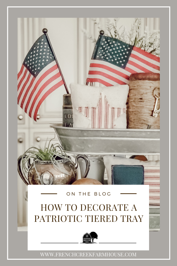 11 Beautiful Patriotic Trays plus 500 More Ideas for All Year