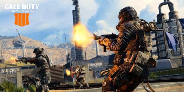 Spesifikasi PC Call of Duty: Black Ops 4