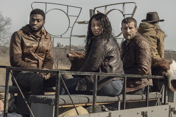The Walking Dead: World Beyond - Episode 2.01 - Konsekans - Promotional Photos + Press Release