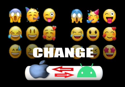 The best way to change emoji 2020 without root