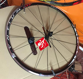 Wheelset 700c Miche Syntium AXY Road Bike
