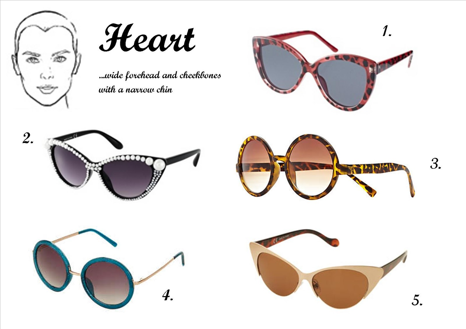 Best Sunglasses for Your Face Shape, LifeStyleBean