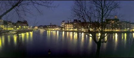 Chạy quanh Paris