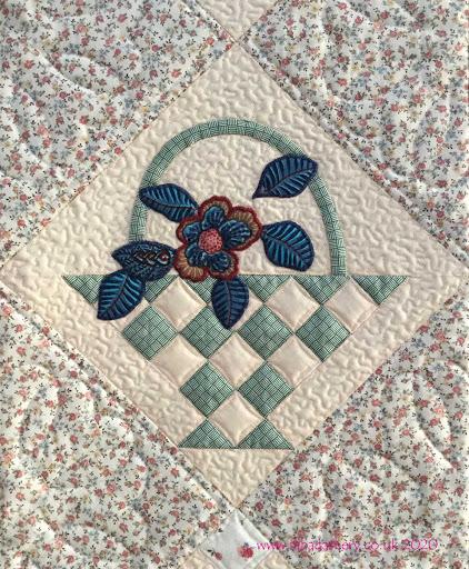 Sheila's Hierloom Sampler Quilt
