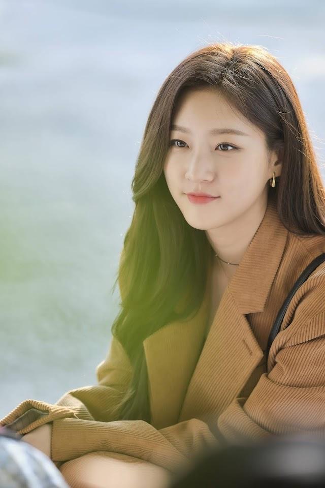 Kim Sae Ron confirmada para THEY