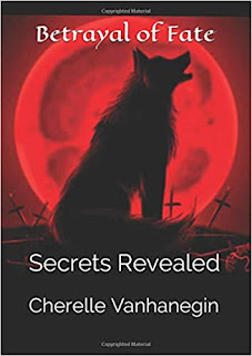 fantasy werewolf, kitsune ninja, love betraya, deceit war family, young adult fantasy novel, betrayal of fate secrets revealed, Cherelle vanhanegin, ya fantasy novel, new ya fantasy