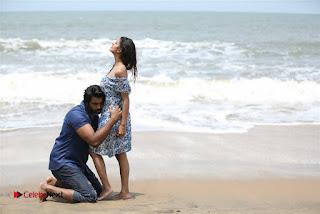 Naveen Sanjay Tanishq Rajan Starring Saranam Gacchami Movie Gallery  0034.jpg