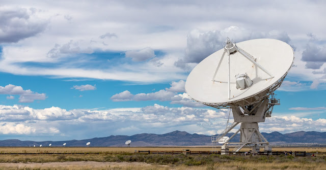 Very Large Array New Mexico_by_Laurence Norah-2