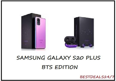 Samsung Galaxy S20 Plus BTS Edition launched in India