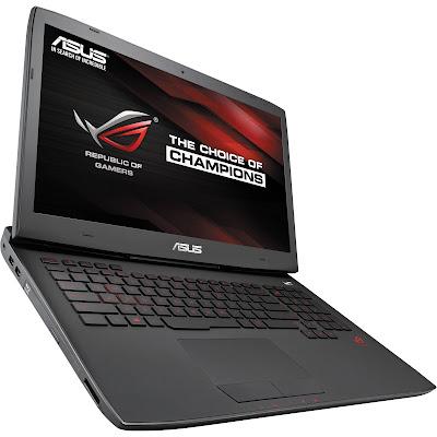 Spesifikasi Laptop Gaming ASUS ROG G751JY