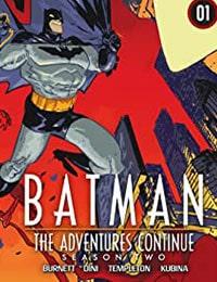 Batman: The Adventures Continue: Season Two Comic