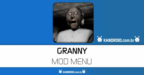 Granny – APK MOD – MOD MENU v5