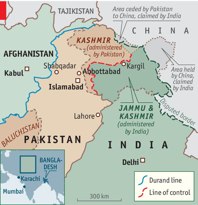 kashmir conflict india pakistan The kashmir conflict (hindi: कश्मीर विवाद, urdu: مسئلہ کشمیر) is a dispute over the territory of kashmir the dispute is between india and pakistan  india claims all of the region that was once a princely state .