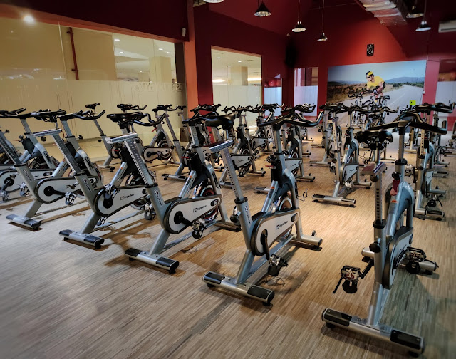 Fasilitas Osbond Gym Season City