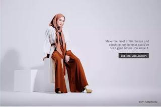 Fashion busana muslim yang menarik