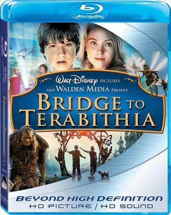 Bridge to Terabithia 2007 Dual Audio Hindi 480p BRRip 300mb