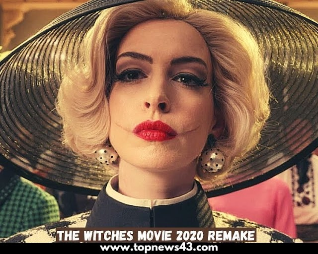 ᐈ The Witches Movie 2020 Remake Release In USA ♥ All Info