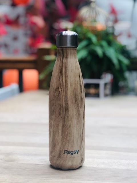 Recenzja butelki termicznej RAGS'Y